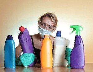 выбираем чистящее средство для унитаза
