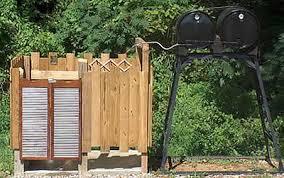 водяной бак для летней душевой кабины