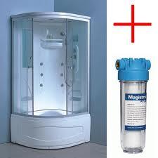 фильтр очистки воды для душевой кабины