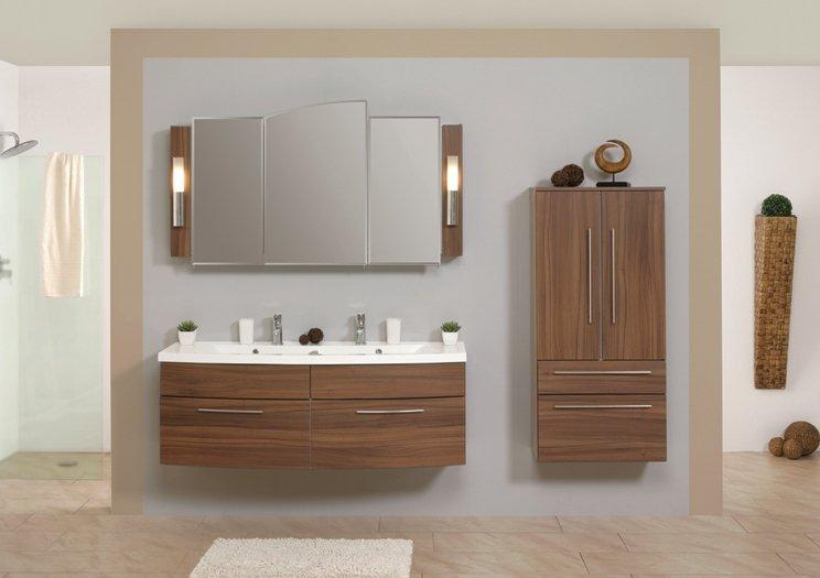Двойные раковины для ванной – удобный компромисс