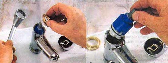 Смесители шаровые ремонт своими руками