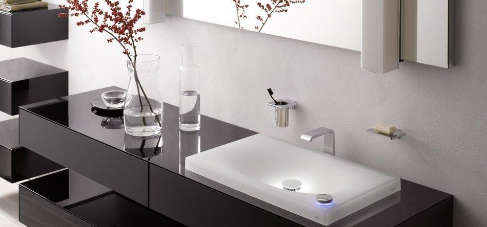 Способ установки раковин для ванной