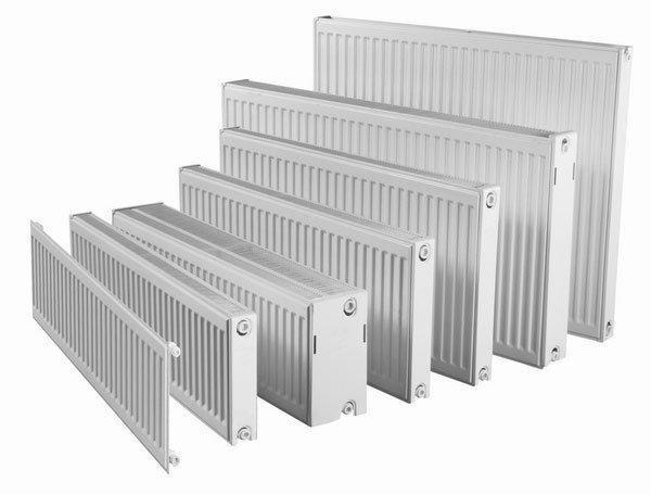 Радиаторы стальные панельные и трубчатые
