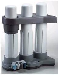 Трехколбовый фильтр для воды