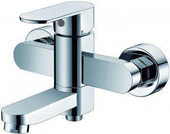 Однорычажный смеситель для ванной комнаты