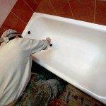 Отбеливаем ванну своими руками