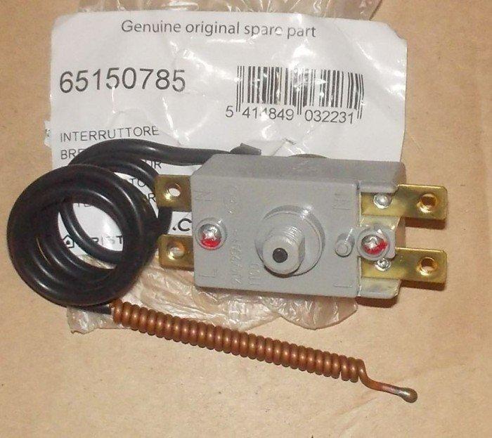 Защитный термостат водонагревателя