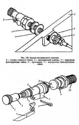 Поплавковый клапан сливного бачка унитаза