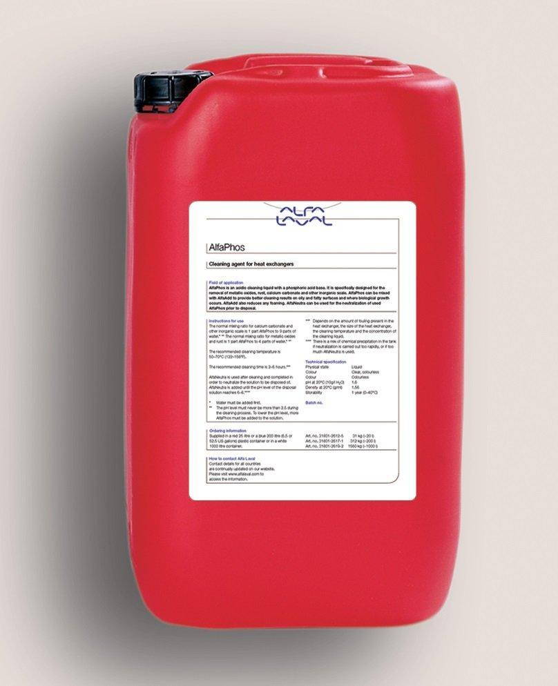 Реагент для промывки теплообменников альфа лаваль a6 теплообменник масло охлажд
