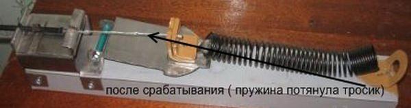 Механизм Александра Рудика