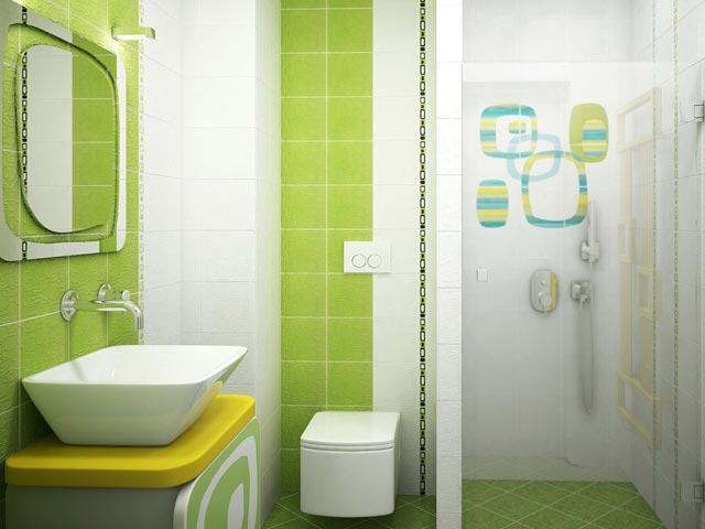 Фото ванны, облицованной керамической плиткой