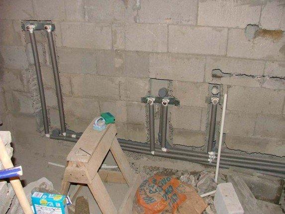 водопровод из полипропилена