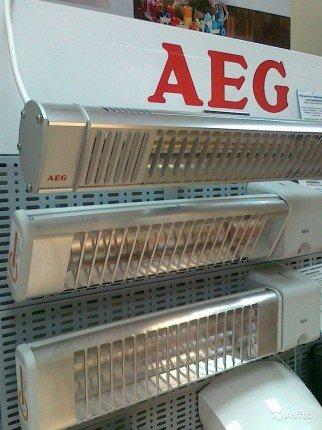 Инфракрасные обогреватели AEG