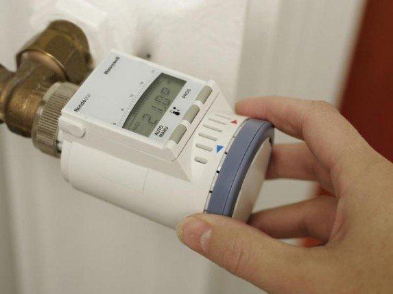 термостат отопления с датчиком