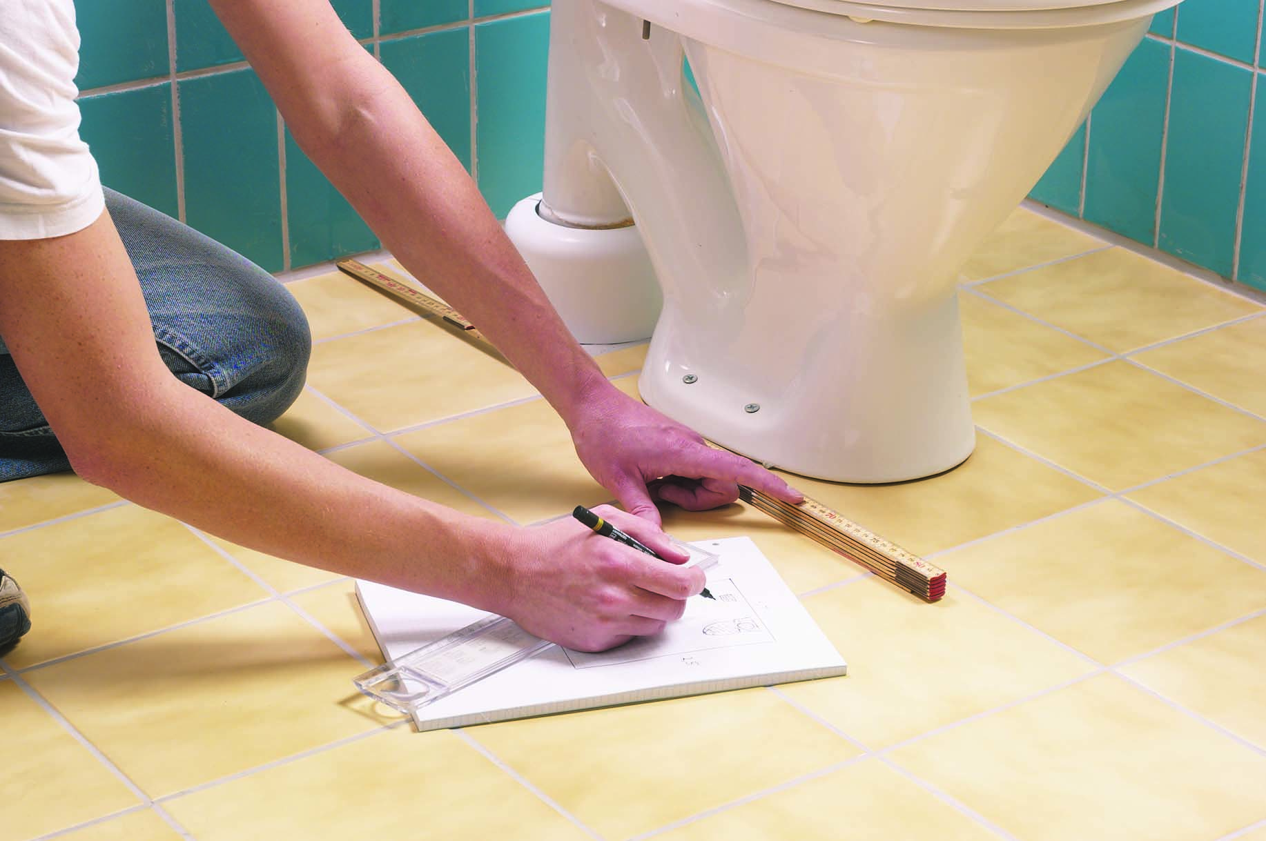 Установка унитаза своими руками – пошаговая инструкция