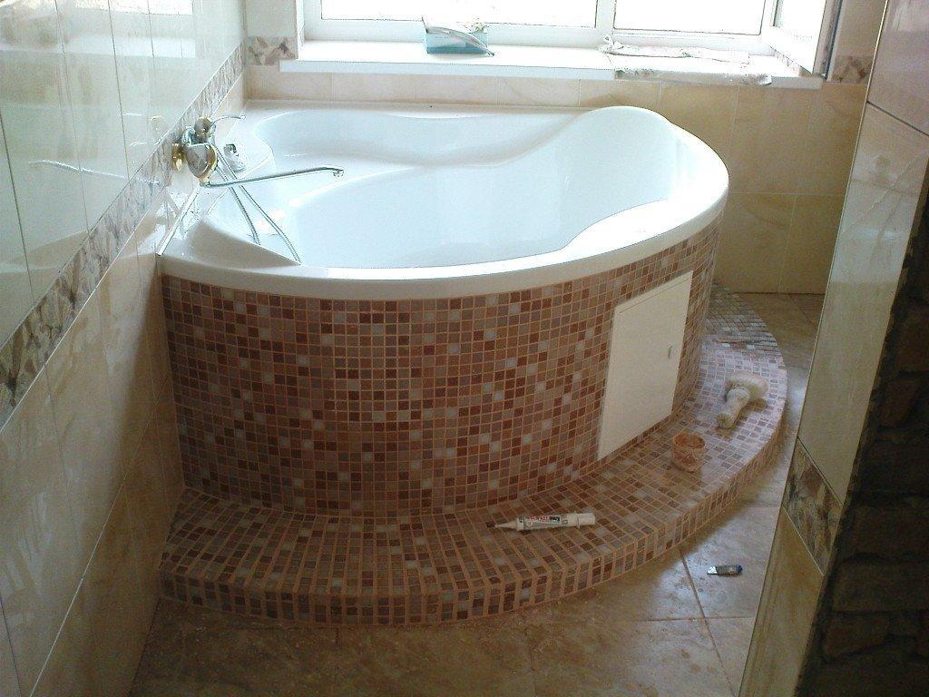 Как лучше сделать ванну 652