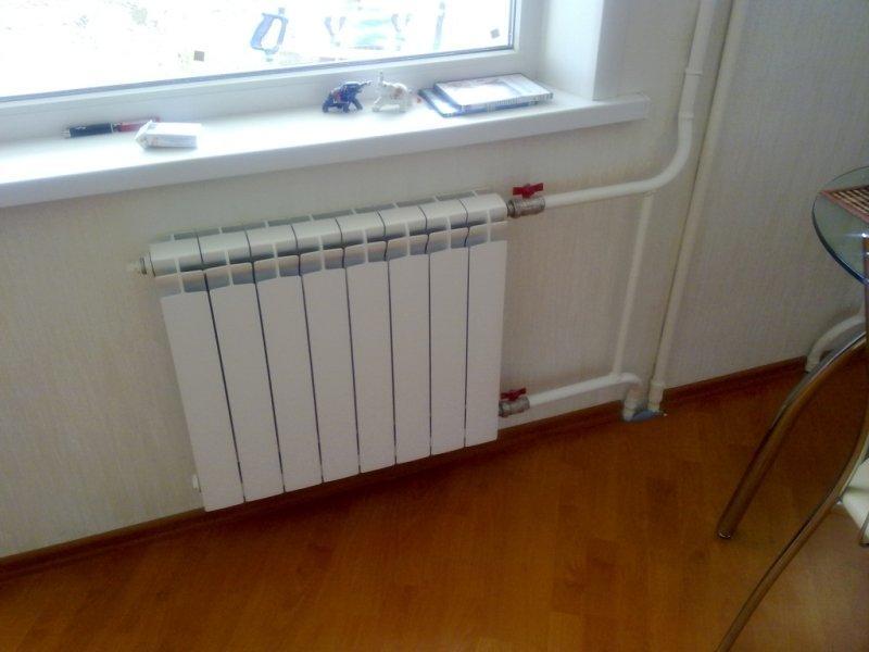 Алюминиевые радиаторы отопления: технические характеристики и особенности