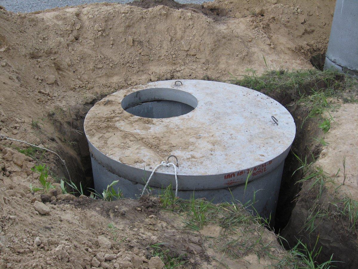 Выгребная яма без необходимости откачки стоков