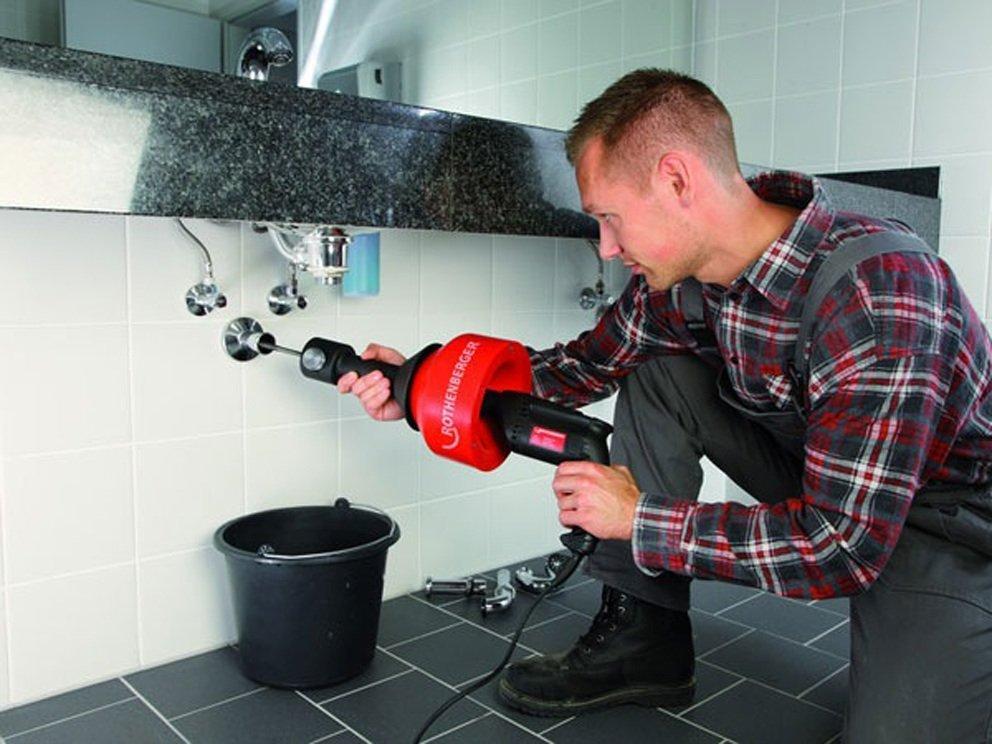 Методы устранения засоров канализации