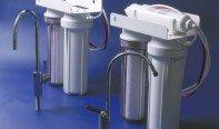 Проточные фильтры для очистки воды в домашних условиях