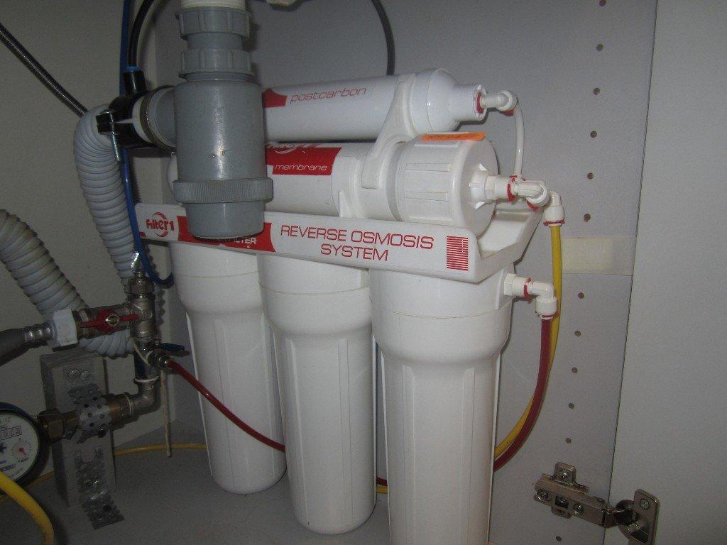 Как установить фильтр для воды быстро и качественно?