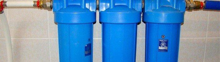 Фильтр тонкой очистки воды, его разновидности и особенности установки