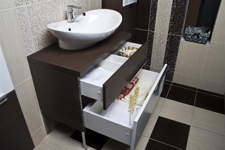 Умывальник с тумбой угловой – компактное решение для ванной