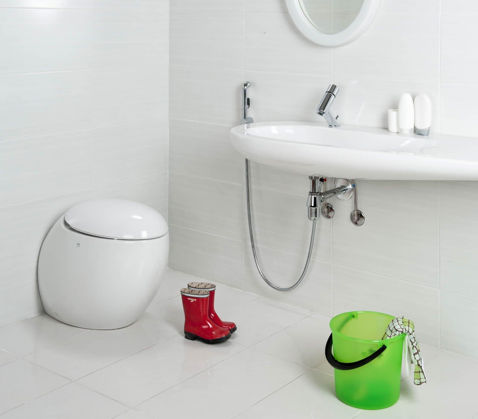 Смеситель с гигиеническим душем – особенности и преимущества