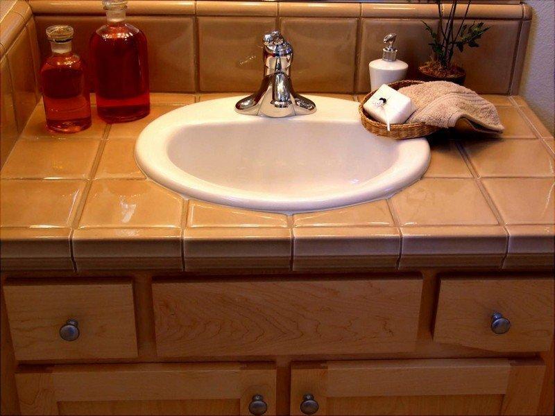 Встраиваемые раковины для ванной – особенности и разновидности
