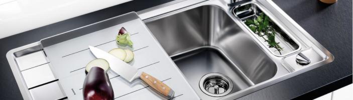 Раковины для кухни из нержавеющей стали