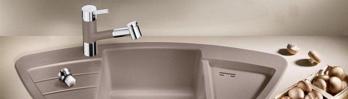 Врезные кухонные мойки – идеальный выбор для вашей кухни!