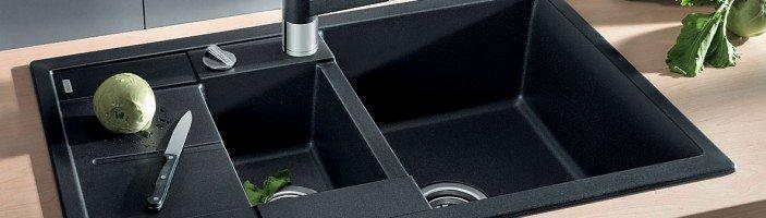 Разновидность гранитных кухонных моек и их характеристики