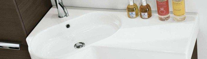 Угловые раковины для ванной – компактность и удобство!