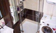 Какая душевая кабина в маленькой ванной лучше?