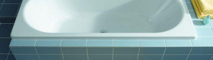 Чем очистить ванну? Как правильно чистить чугунные, акриловые и стальные ванны?