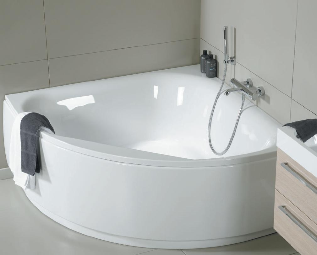 Реставрация ванн жидким акрилом – способ восстановления
