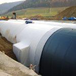 Использование геотекстиля для защиты труб от воздействия почвы
