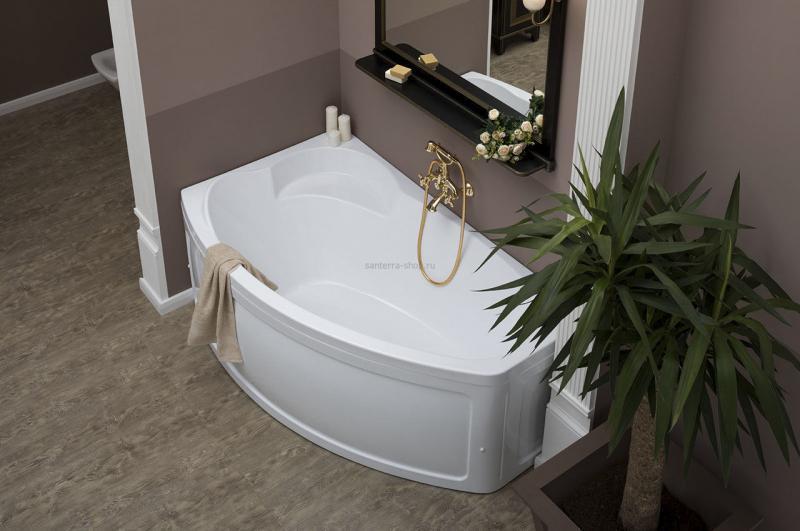 Акриловая ванна — плюсы и минусы