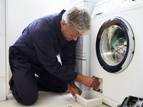 Очистка фильтра стиральной машины
