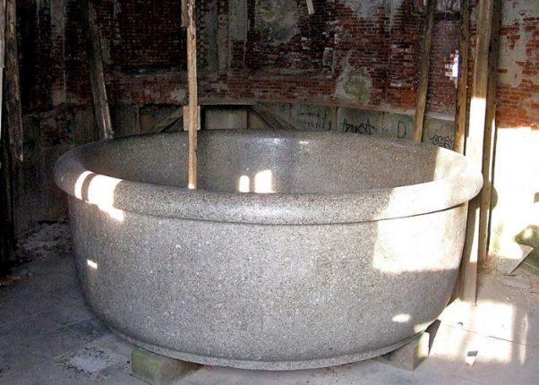 Самая большая ванна в мире