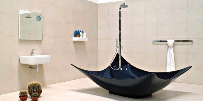 Ванна-зонт