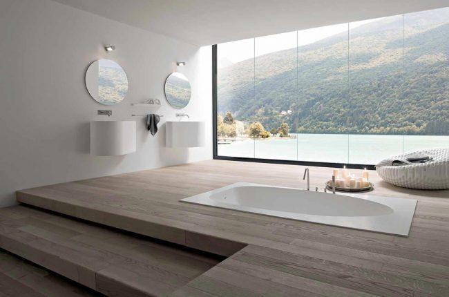 самые красивые ванные комнаты мира