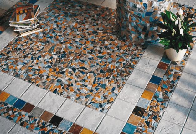 Напольная плитка