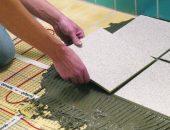 Способы укладки плитки на пол — фото вариантов