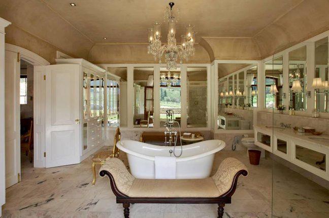 Ванная комната класса люкс