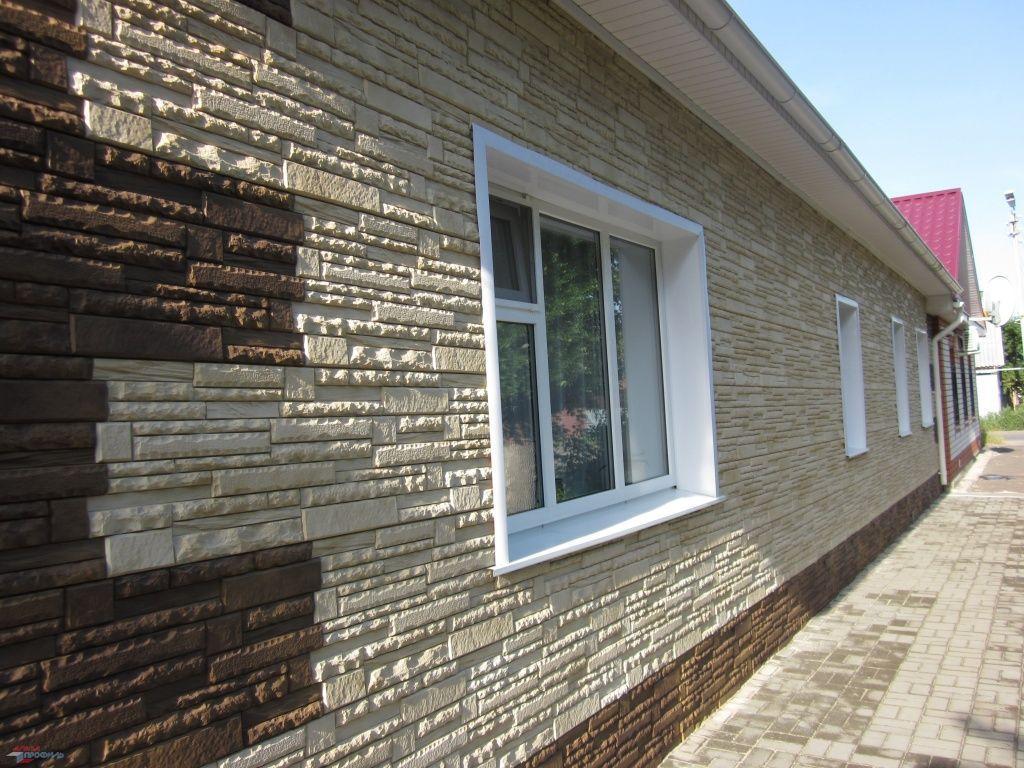 Цокольный сайдинг для наружной отделки дома — материалы и монтаж панелей