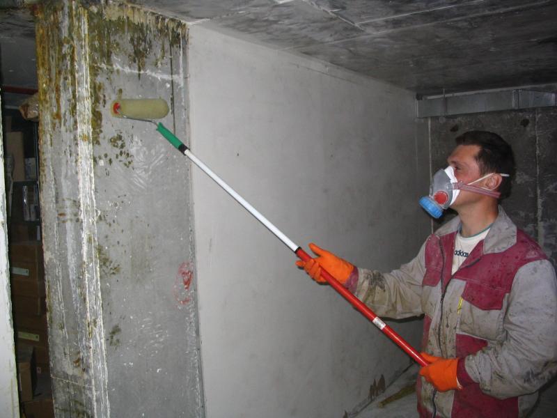 Как правильно сделать гидроизоляцию стен подвала изнутри и снаружи от грунтовых вод?