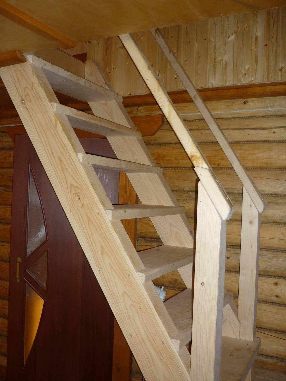 Лестница в погреб своими руками из дерева фото 839