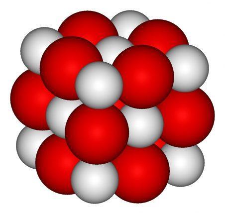 Осушение погреба оксидом кальция