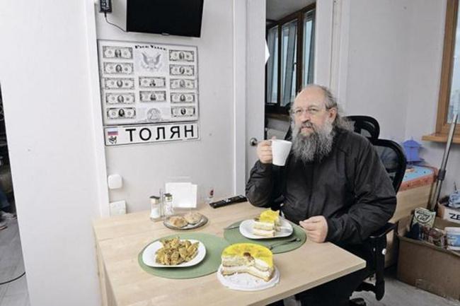 Необычная квартира Анатолия Вассермана в центре Москвы